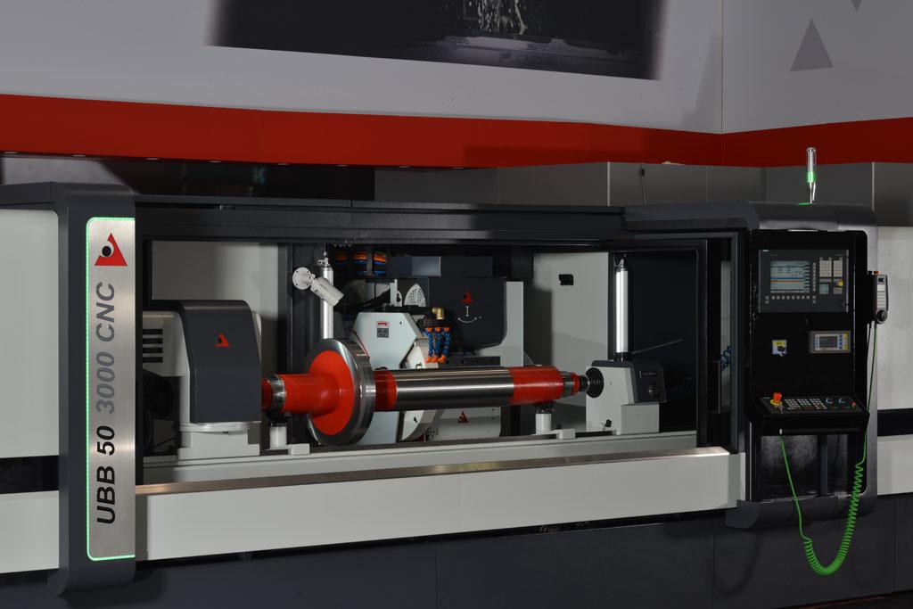 Szlifierka do wałków CNC