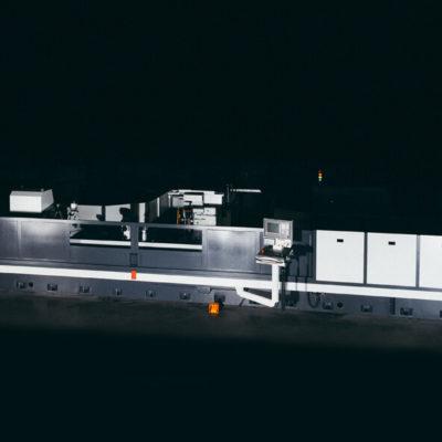 Szlifierka do wałków i otworów CNC UB 90 3