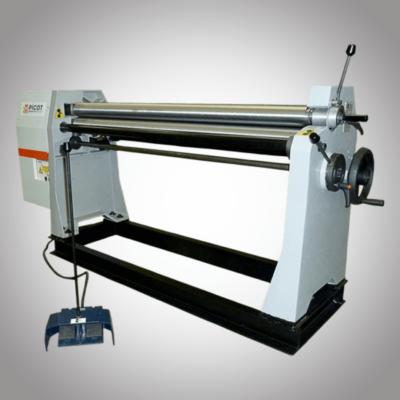 electromechanical assymetrical 3 rolling machina rae