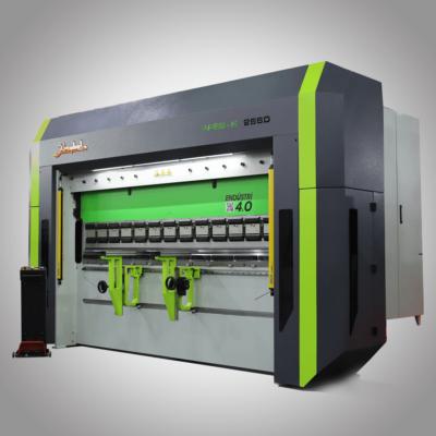 serwo elektryczne prasy krawedziowe CNC baykal